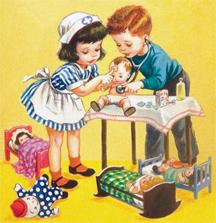 doll repair