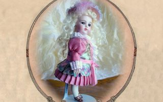 Mignonette Doll Pattern Outfit
