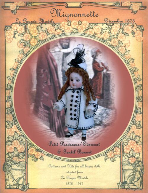 Mignonette Doll Pattern Coat