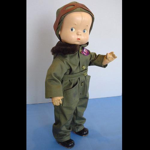 Effanbee Skippy Doll Aviator Clothes