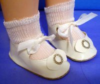 Center Tie Doll Shoes