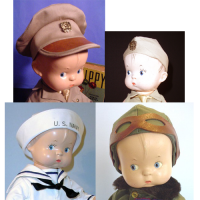 Effanbee Skippy Doll Hats