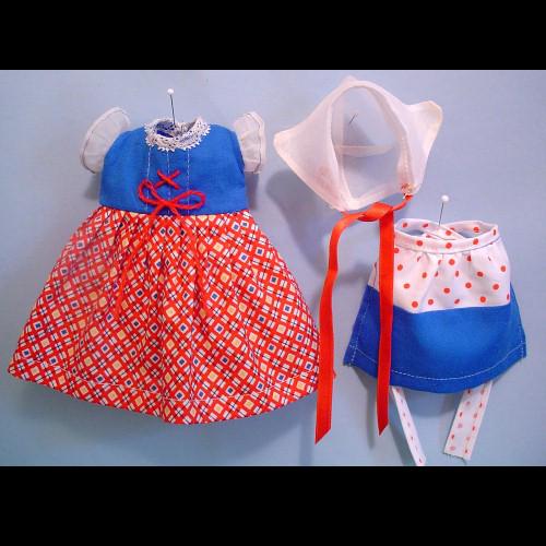 Kit & Kat Effanbee Tinyette Dutch Clothes