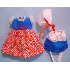Kit & Kat Effanbee Tinyette Dutch Clothes