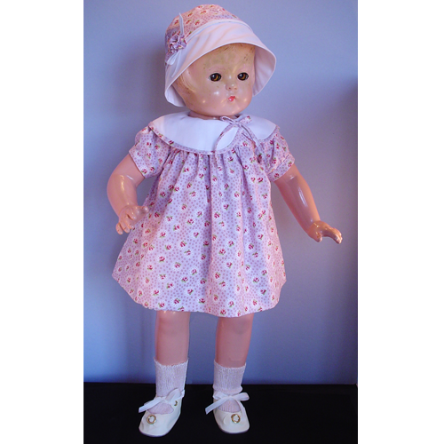 Lavender Patsy Play Dress&Hat
