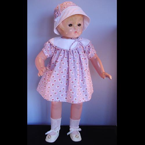 Lavender Patsy Play Dress&Hat