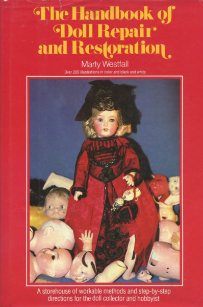 fix my doll book