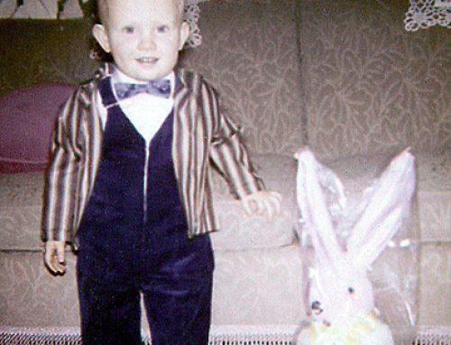 Stuffed Rabbit Repair – Mr. Bunny
