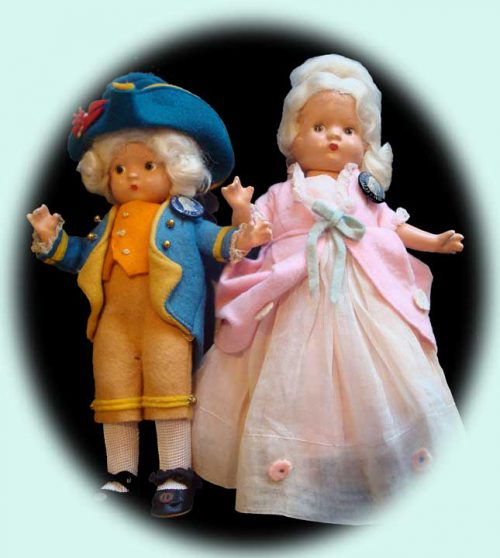 Antique Dolls For Sale