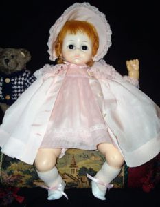 doll repair Pocatello ID - Alexander baby doll