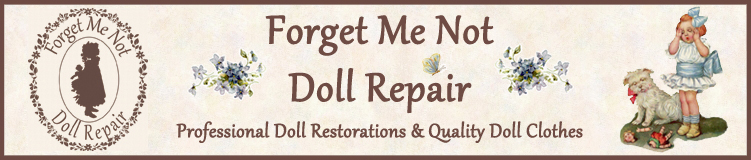 Forget Me Not Doll Repair