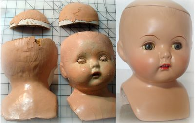 Composition Doll Restoration Seminars Available
