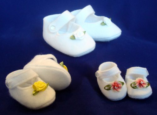 Modern Baby Doll Shoes