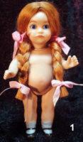SFBJ Pouty Bisque Doll
