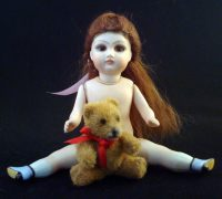 Kestner All Bisque Doll