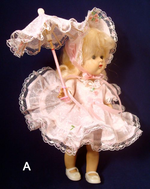 "Ginny Doll Clothes 7 ½""-8"""