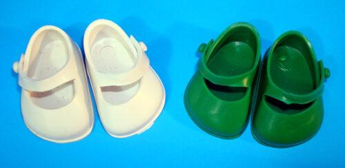 Vintage Marked Ginny DollShoes