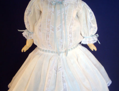 Antique Doll Dress Styles