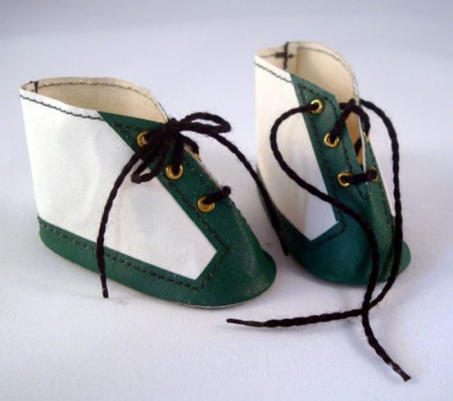 Green Skippy Shoes