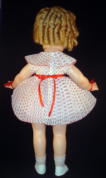 Shirley Doll Dotted Swiss Dance Dress