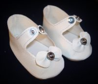 Shirley Temple Doll Center Snap Shoes