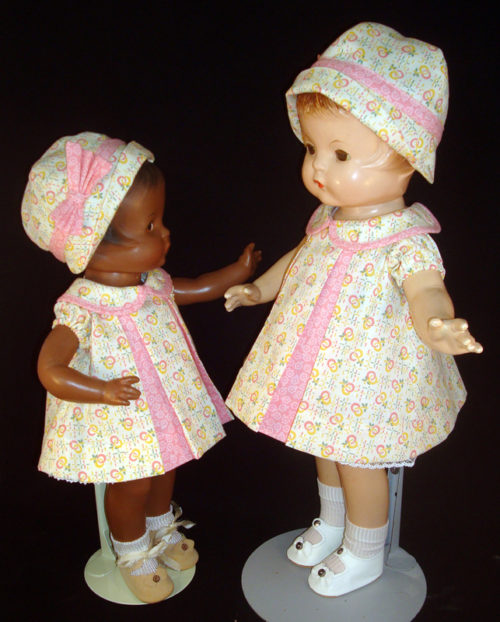 Patsy Doll Family Dresses