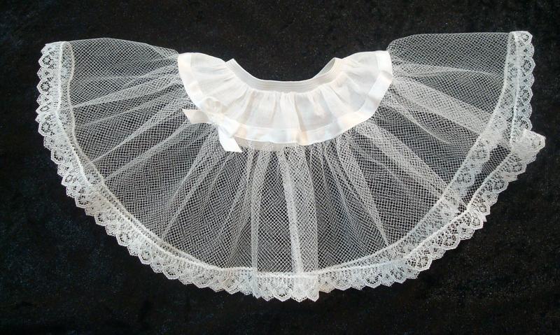 Saucy Walker Doll Petticoat