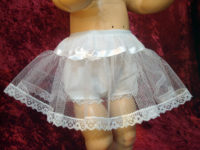 Saucy Walker Doll Petticoat
