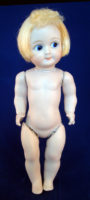 All Bisque Doll Googly#1