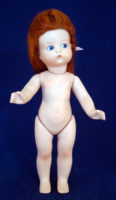 Bisque Mignonette Doll Googly#1