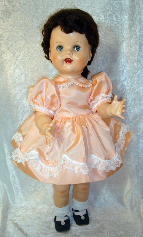 SaucyWalker Doll Dress PartyPeach
