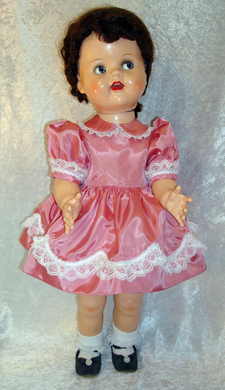 SaucyWalker Doll Dress PartyRose