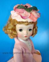 CissyDoll Pink Secretary Outfit