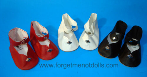 Saucy Walker Doll Shoes