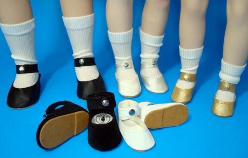 SweetSue Doll AnkleStrap Shoes