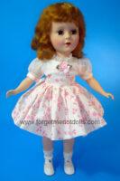 SweetSue OrgandySleeve PinkFloral Dress