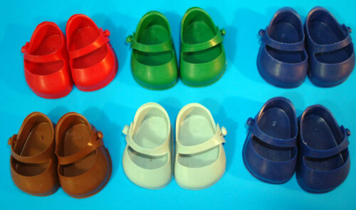 Vintage Ginny Muffie DollShoes